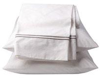 Exklusiva sängkläder av hotellkvalitet