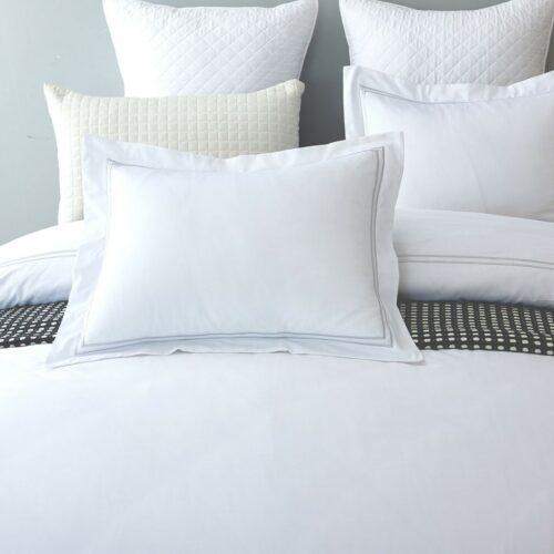 Lyxiga sängkläder från Beckasin i Bomullssatin och Egyptisk Bomull