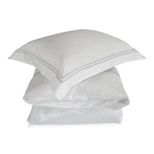Sängkläder i bomullssatin