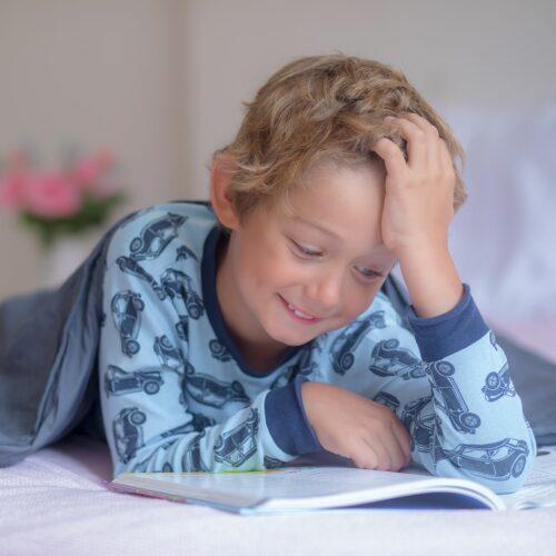 Tyngdtäcke för barn