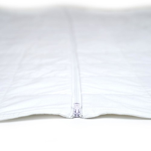 Tyngdfilt 14 kg Vit Bomull – Fri från polyester