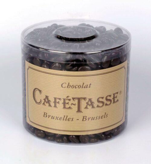 Kafé-Tasse Tubo Cordoba, mörk choklad med kaffesmak 1 kg